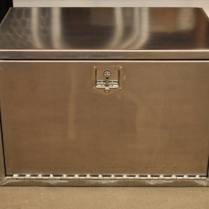Custom Built Aluminium Box