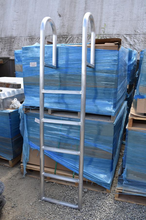 Aluminium Dock Ladder