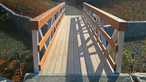 Aluminium Bridge