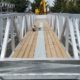 New Aluminium Trussed Ramp