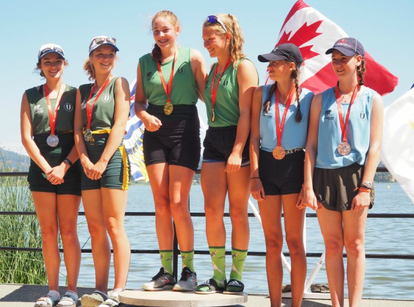 Medalists 2018 BC Games